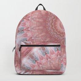 Mandala pink balance Backpack