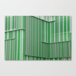 StructurET Overall Canvas Print