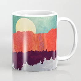 Spring Moon Coffee Mug