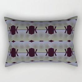 Evening Mood Rectangular Pillow