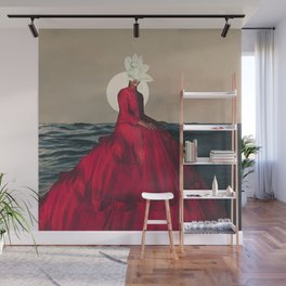 Distant Fragility Wall Mural