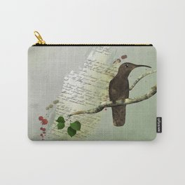Preety Dirty Little Things Carry-All Pouch