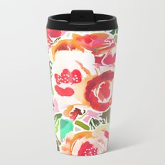 Always in Bloom #society6 #decor #buyart Metal Travel Mug