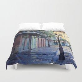 New Orleans - Dawns Early Light Duvet Cover