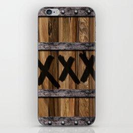 XXXX iPhone Skin