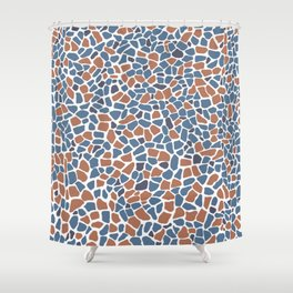 Terrazzo AFE_T2019_S8_2 Shower Curtain