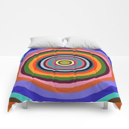 Technicolor dream 002 Comforters