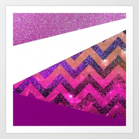 Galaxy 54 Art Print