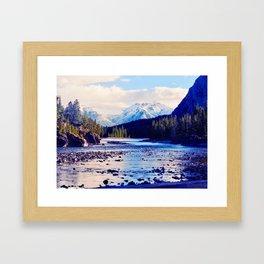 AB Framed Art Print