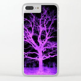 Woden Clear iPhone Case