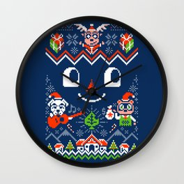 Toy Day Wall Clock