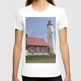 East Tawas Point Lighthouse T-shirt
