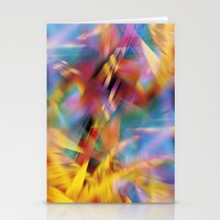 prism Stationery Cards featuring Prism by renajoy