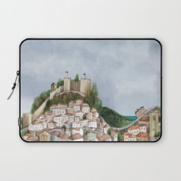 Lisboa landscape Laptop Sleeve