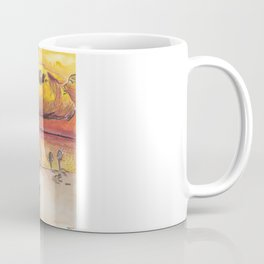 Nuclear Family Coffee Mug