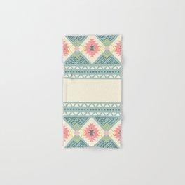 Colorful Geometric Boho Style 2 Hand & Bath Towel