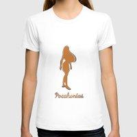 pocahontas T-shirts featuring Pocahontas by husavendaczek