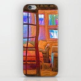 Sun Porch iPhone Skin