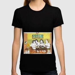 Björk and Sleater Kinney T-shirt
