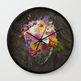 When you complimented me Wall Clock