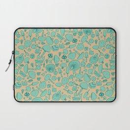 Fungi V2 Vintage Mushroom Pattern Laptop Sleeve