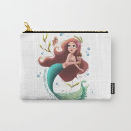 Summer Mermie Carry-All Pouch