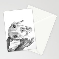 A Story To Tell :: A Beagle Puppy Stationery Cards