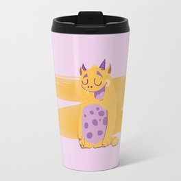 Cute Baby Monster 3 Travel Mug