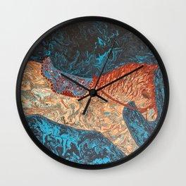Rockabye Wall Clock
