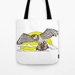 Broadwing  Tote Bag