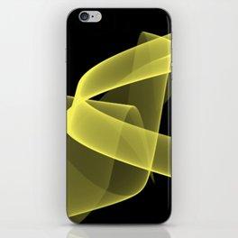 flow 에너지 iPhone Skin