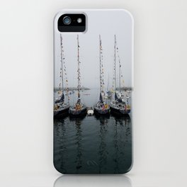Aim for Brave iPhone Case