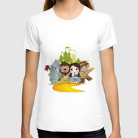 oz T-shirts featuring Oz by 7pk2 online