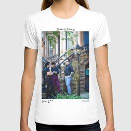 Birds in the Boneyard, Print 22: Birds in the Streets T-shirt