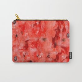 FRESH CUT JUICY PICNIC WATERMELON Carry-All Pouch