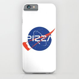 8ts Nasa Pizza iPhone Case