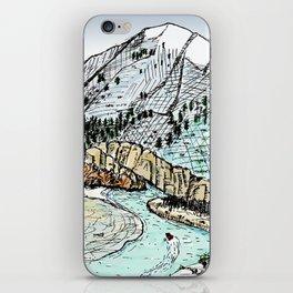 Shotover River iPhone Skin