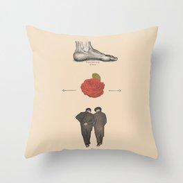 rambling Throw Pillow