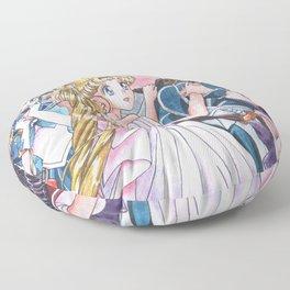 Sailor Senshi Together Floor Pillow