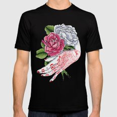 Cold Dead Mens Fitted Tee Black MEDIUM
