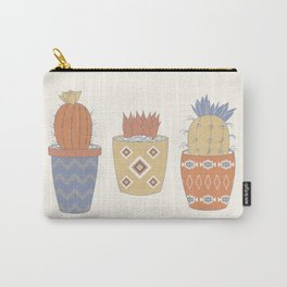 Prickly Pear (Vista) Carry-All Pouch