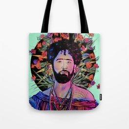 San Curly Tote Bag