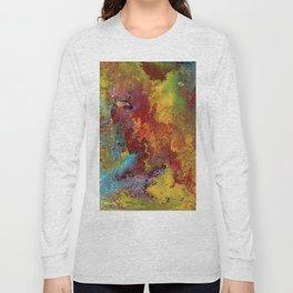 Color Fantasy Long Sleeve T-shirt