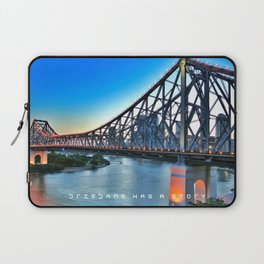 Brisbane has a Story Laptop Sleeve
