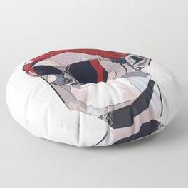 Team Zissou Floor Pillow