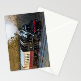 Kinchley curve Stationery Cards
