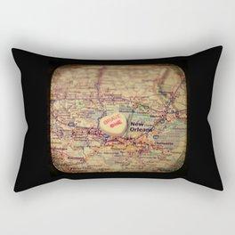 Brave One New Orleans Rectangular Pillow