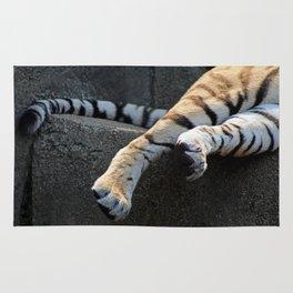 Treacherous Tease (tiger) Rug
