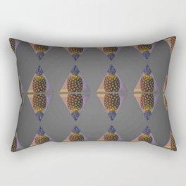 Pineapple pattern B1 Rectangular Pillow