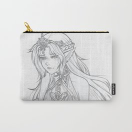 Queen Steele Carry-All Pouch